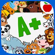 孩子们的ABC拼图