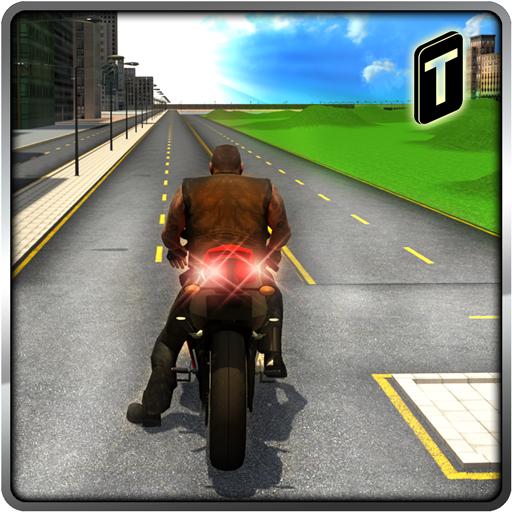 城市摩托3d