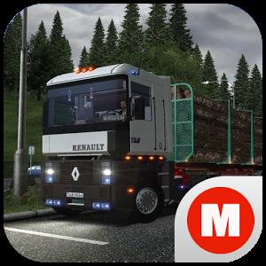 模拟游戏:模拟卡车3D