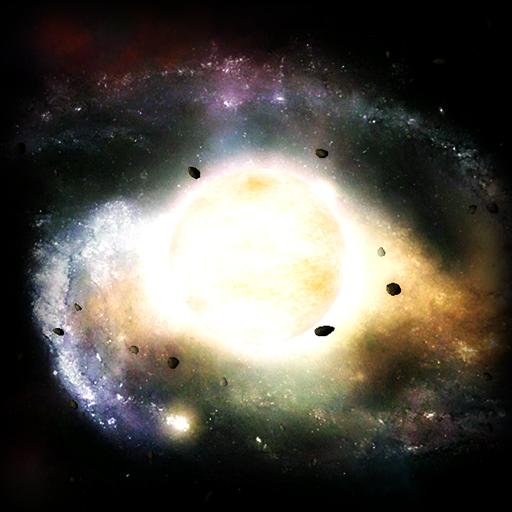 太阳系高清动态壁纸