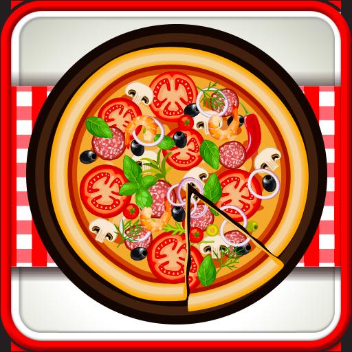 比萨制作:烹饪游戏