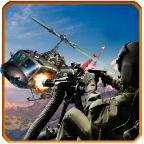 直升机敌人基地攻击