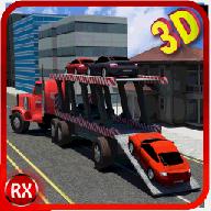 汽车运输大卡车2015