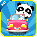 熊猫车车车hd