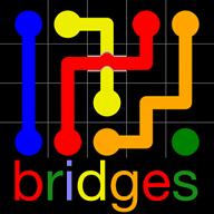 彩球连接桥 Flow Free Bridges