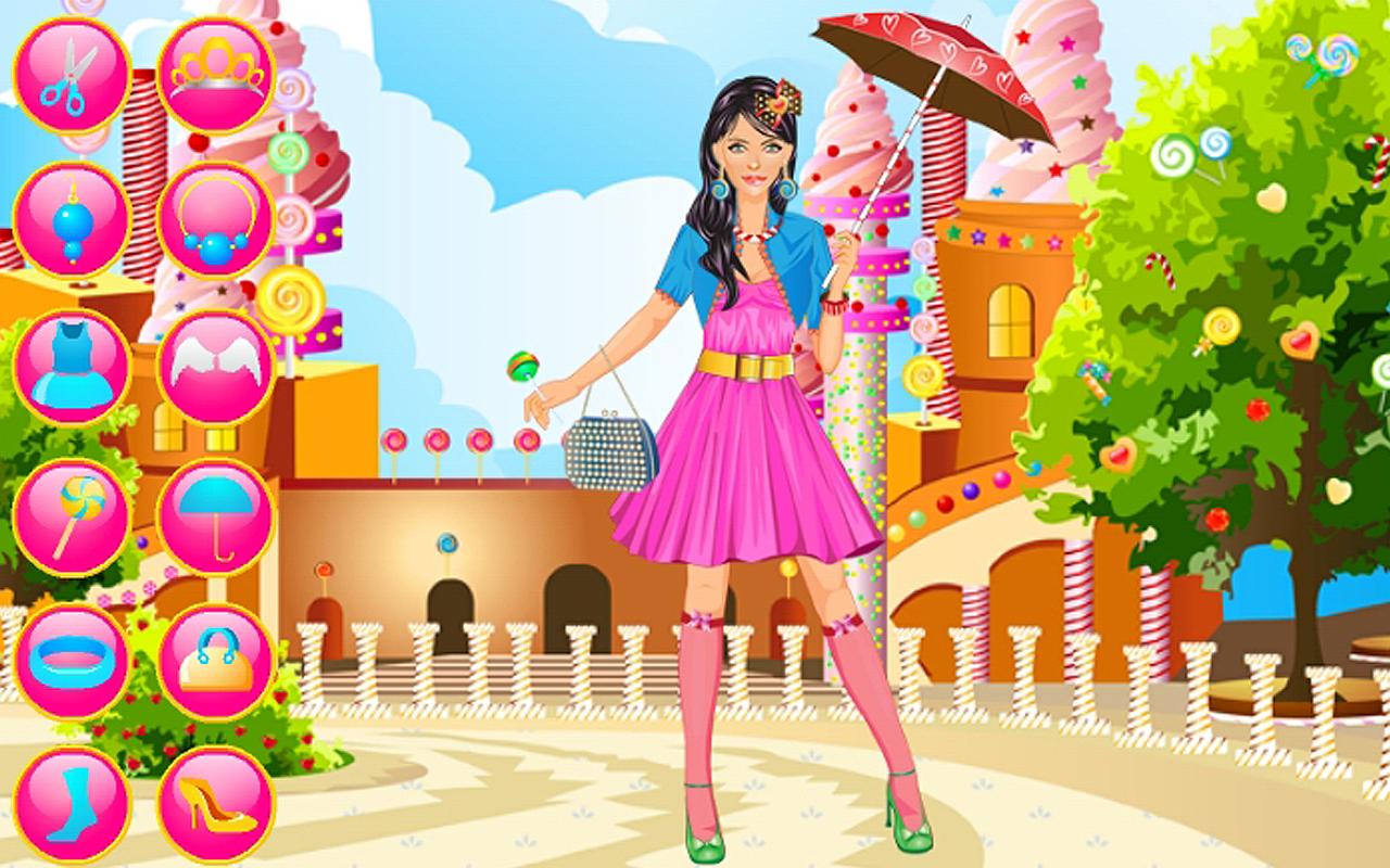 甜蜜糖果公主