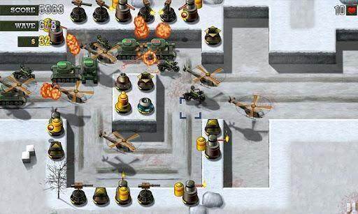 城堡防御APP截图