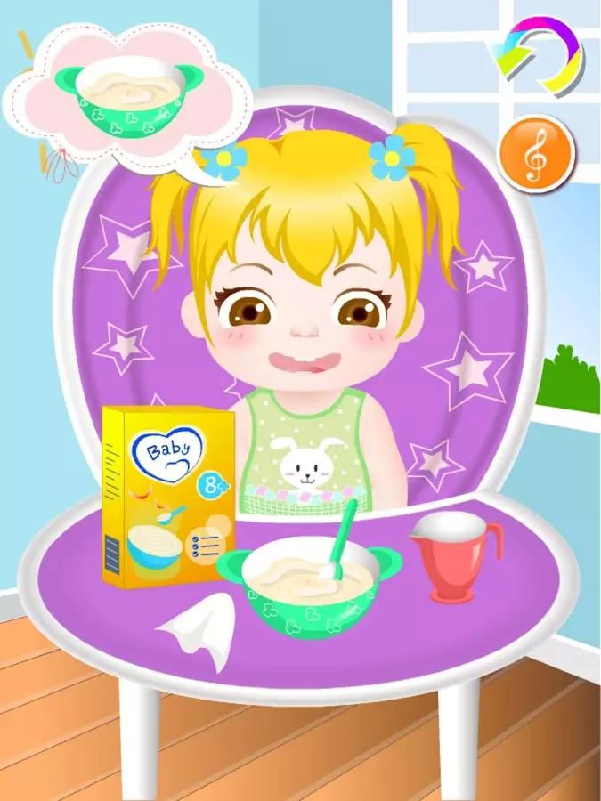 游戏 休闲益智 >餵小孩  这是壹个非常有意思的为小孩吃东西的游戏.