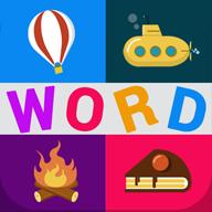 Word4Pics:4图片1字 HD