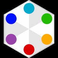 Dot Fight: 配色游戏