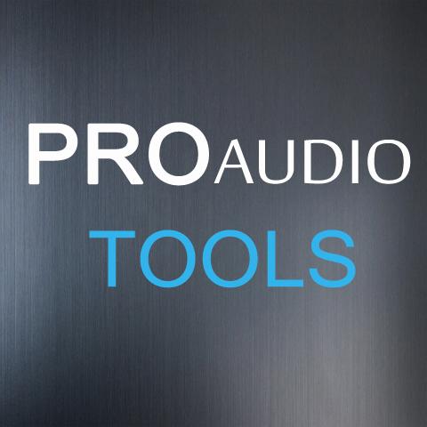 专业音响工具