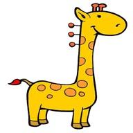 软盘长颈鹿