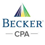 BeckerCPA测试