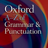 牛津语法和标点