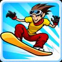 高山摇摆滑雪