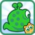 绿色小外星人