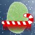 花样扫描仪圣诞节