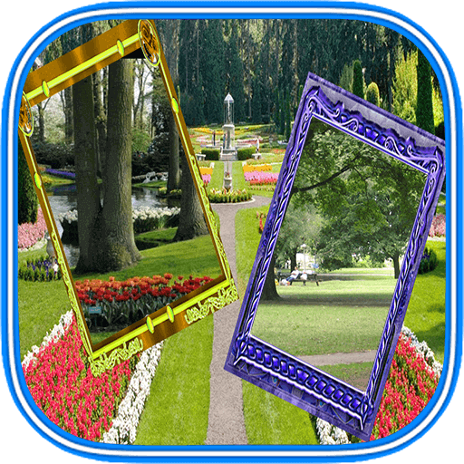 Nature Photo Frame - Dual
