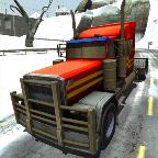 雪卡车赛车