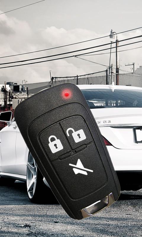 汽车遥控钥匙APP截图