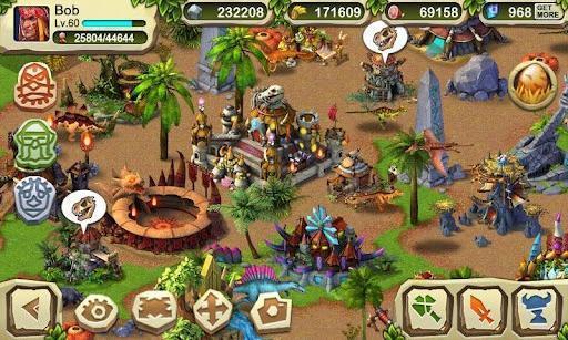恐龙战争APP截图