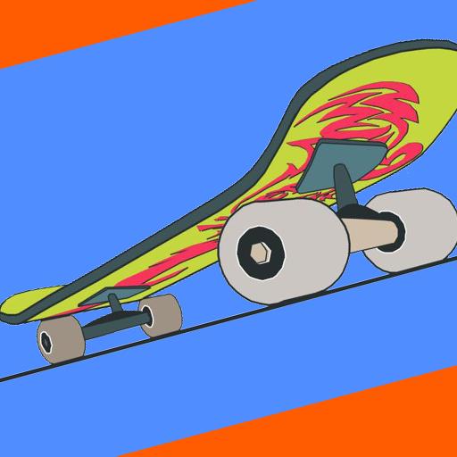 滑板大冒险