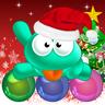 圣诞老人跳跃
