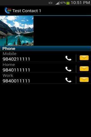 bsh通话记录APP截图