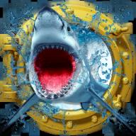 疯狂的鲨鱼3D