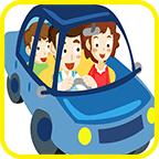 儿童识交通工具