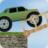 城墙桥梁越野车